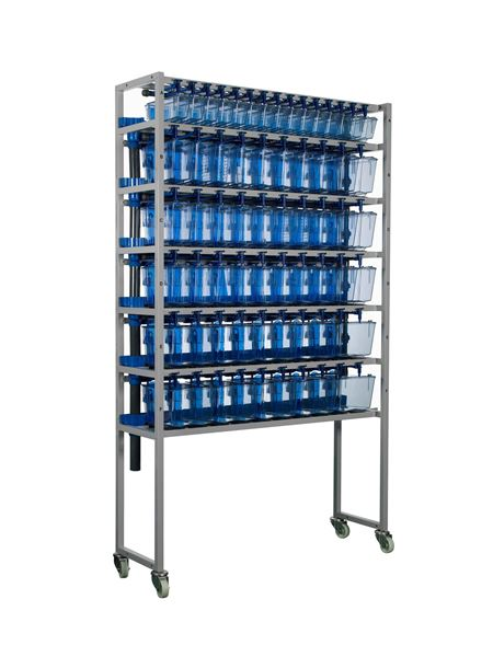 Picture of Water Collection Kit for Multilinking racks LEFT side configuration