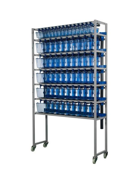 Picture of Water Collection Kit for Multilinking racks RIGHT side configuration