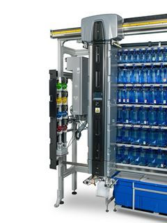 Picture of Water Collection Kit for Multilinking racks serviced by Tritone