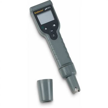 Picture of pH meter