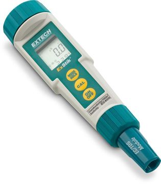 Picture of pH, Conductivity, TDS, Salinity meter